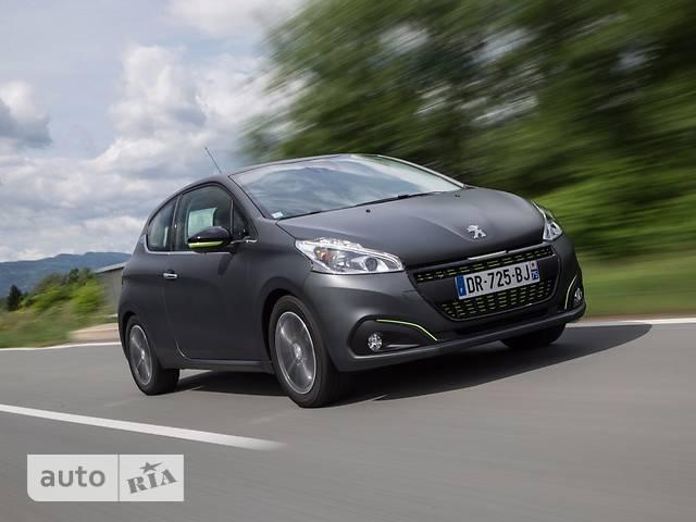 Peugeot 208 (3 двери) 1.2 Puretech AT (110 л.с.) Start/Stop Allure