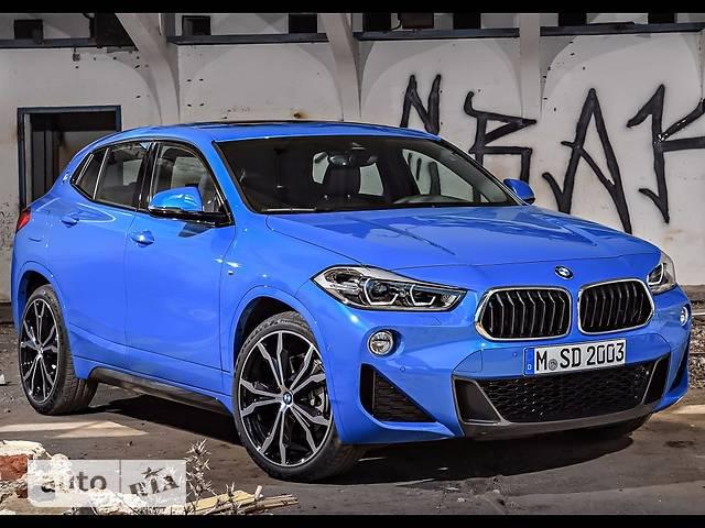 BMW X2 F39 20i DCT (192 л.с.) xDrive base