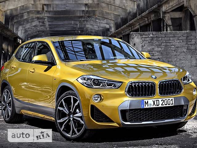 BMW X2 F39 20d AT (190 л.с.) xDrive base