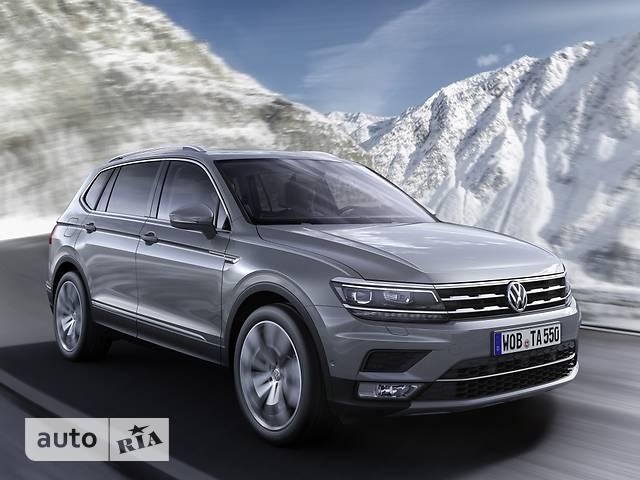 Volkswagen Tiguan Allspace 2.0 TSI DSG (180 к.с.) 4Motion Highline