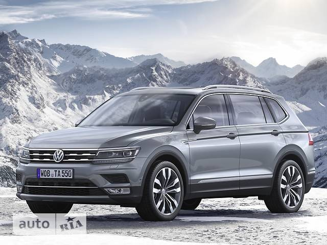 Volkswagen Tiguan Allspace 2.0 TSI DSG (220 к.с.) 4Motion Highline
