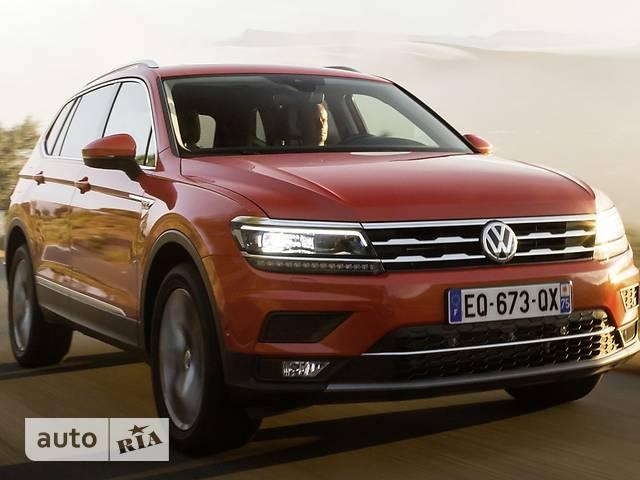 Volkswagen Tiguan Allspace 1.4 TSI MT (150 к.с.) Trendline