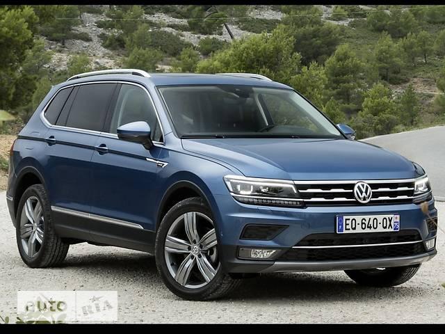 Volkswagen Tiguan Allspace 2.0 TSI DSG (180 к.с.) 4Motion Comfortline