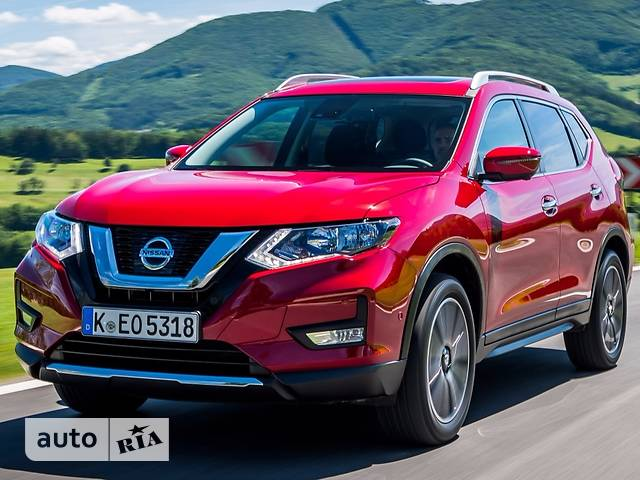 Nissan X-Trail New FL 1.6dCi MT (130 л.с.) 4WD  N-Connecta