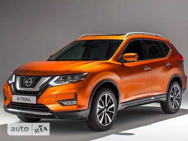 Nissan X-Trail New FL 2.0 CVT (144 л.с.) 4WD N-Connecta