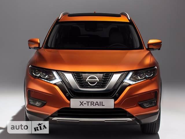 Nissan X-Trail New FL 2.0 CVT (144 л.с.) 4WD Visia