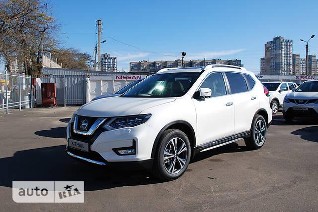 Nissan X-Trail New FL 1.6dCi CVT (130 л.с.) Tekna
