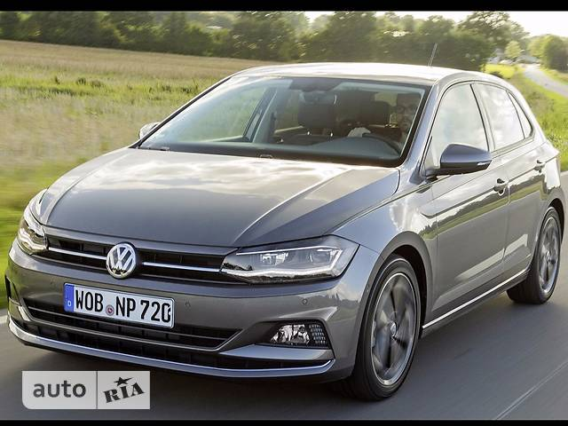 Volkswagen Polo New 1.0MPi MT (75 л.с.) Trendline
