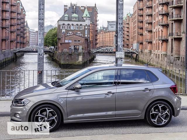 Volkswagen Polo New 1.0MPi MT (75 л.с.) Trendline