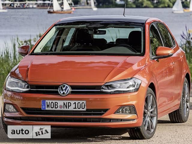 Volkswagen Polo New 1.0TSI DSG (95 л.с.)  Comfortline