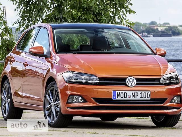 Volkswagen Polo New 1.0TSI MT (95 л.с.) Trendline