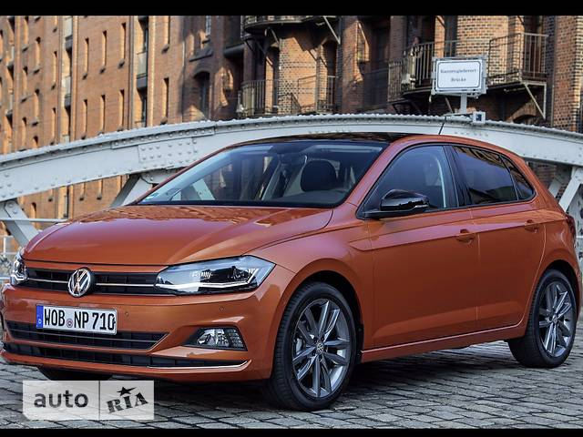 Volkswagen Polo New 1.0TSI MT (95 л.с.)  Comfortline