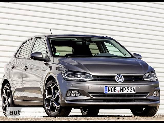Volkswagen Polo New 1.0TSI DSG (115 л.с.)  Comfortline