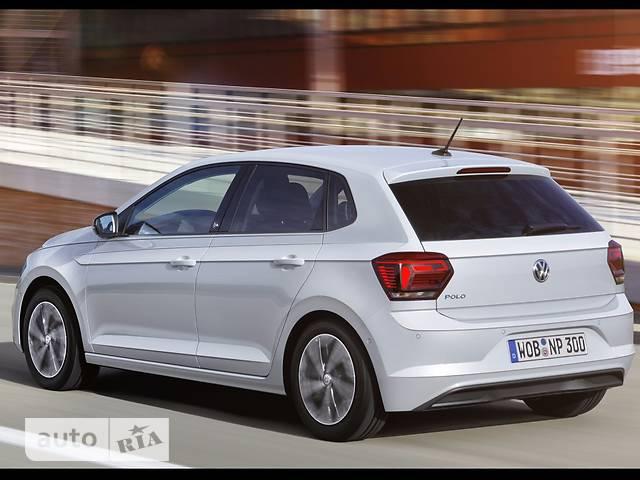 Volkswagen Polo New 1.0TSI DSG (115 л.с.) Beats