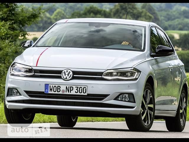 Volkswagen Polo New 1.0TSI DSG (95 л.с.) Beats