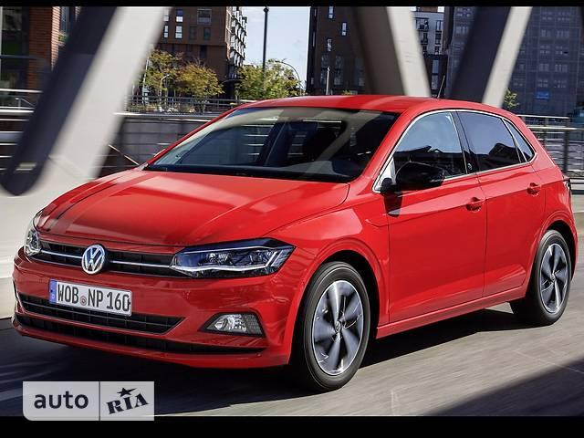Volkswagen Polo New 1.0TSI MT (95 л.с.) Beats
