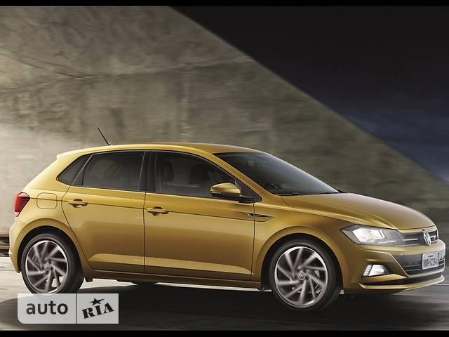 Volkswagen Polo New 1.0TSI DSG (115 л.с.) Highline