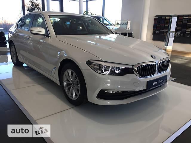 BMW 5 Series G30 520d АT (190 л.с.) xDrive