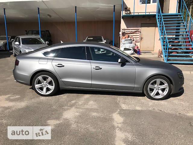Audi A5 1.8 TFSI АТ (170 л.с.)