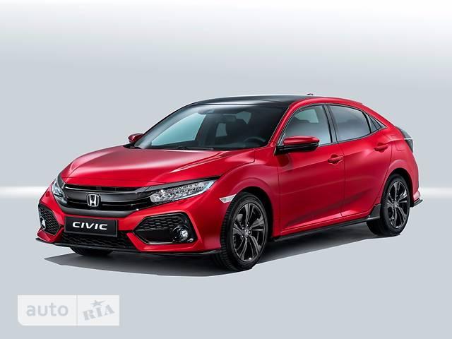 Honda Civic 1.0T VTEC CVT (129 л.с.) Comfort