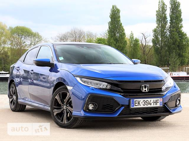 Honda Civic 1.0T VTEC MТ (129 л.с.) Comfort