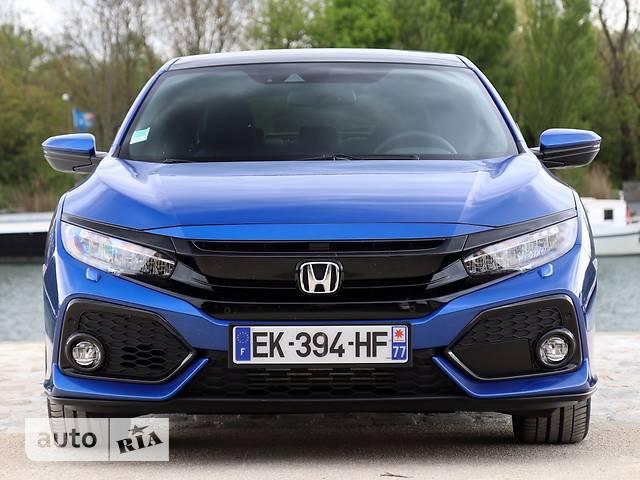 Honda Civic 1.0T VTEC CVT (129 л.с.) Elegance