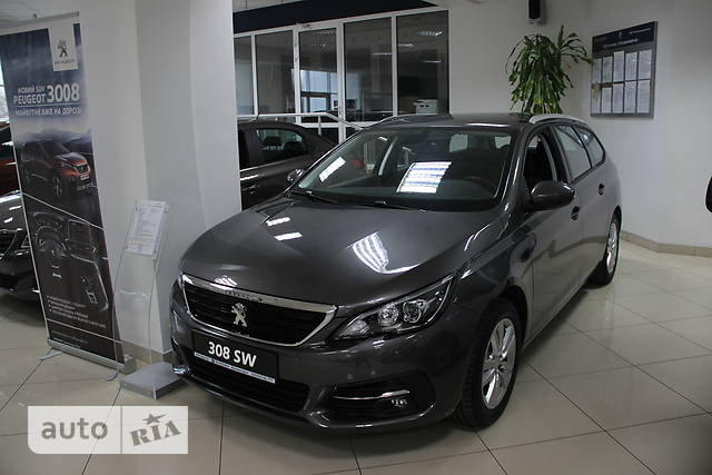 Peugeot 308 New 1.6 HDi МТ (92 л.с.) Active