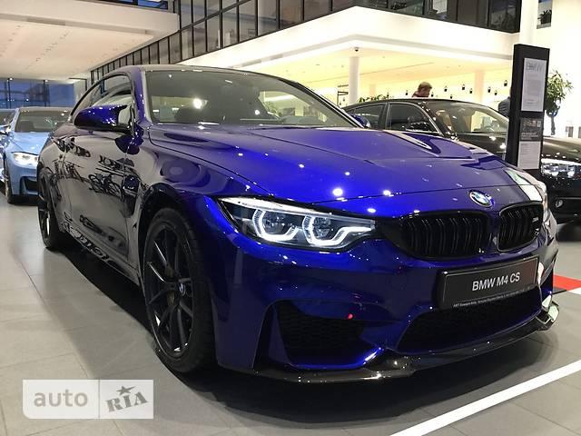 BMW M4 F82 CS 3.0 DCT (460 л.с.)