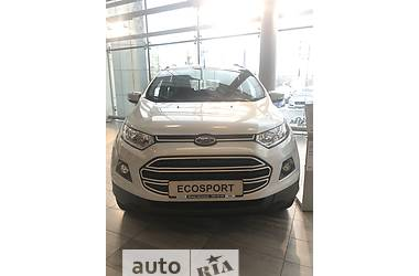 Ford EcoSport 1.5 АT (112 л.с.) Trend 2017
