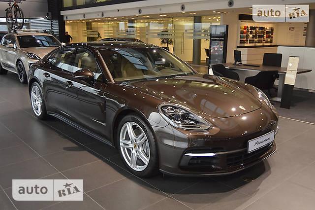 Porsche Panamera 4S 2.9 PDK (440 л.с.)