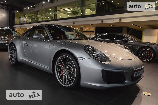 Porsche 911 Carrera 4S 3.0 АT (420 л.с.)