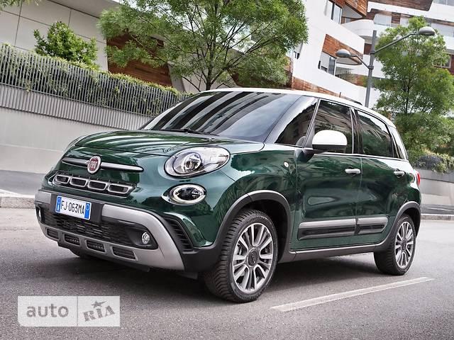 Fiat 500 L Cross 1.3D MultiJet АT (85 л.с.)