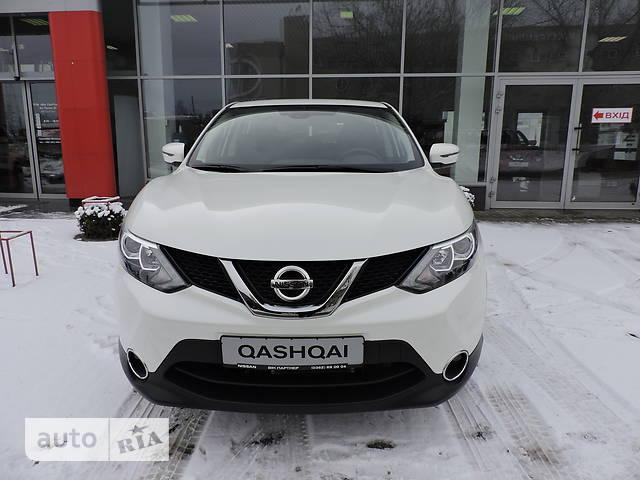Nissan Qashqai New 2.0 CVT (144 л.с.) 4WD SE