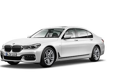 BMW 7 Series G12 750Li AT (450 л.с.) xDrive  2017