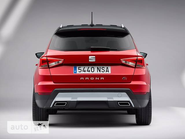 SEAT Arona 1.0 EcoTSI DSG (115 л.с.) FR