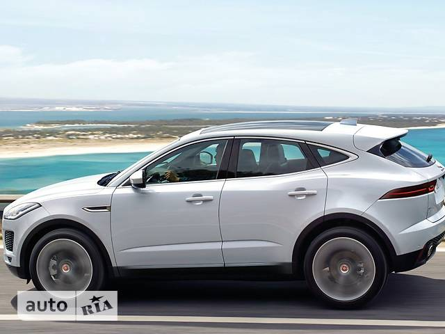 Jaguar E-Pace 2.0D AT (240 л.с.) AWD R-Dynamic SE