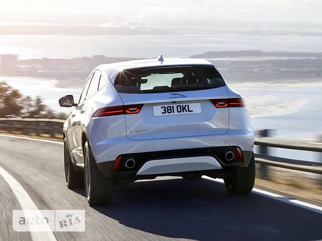 Jaguar E-Pace 2.0 AT (300 л.с.) AWD R-Dynamic SE