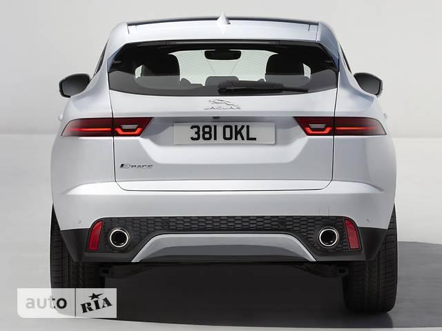 Jaguar E-Pace 2.0D AT (150 л.с.) AWD R-Dynamic HSE