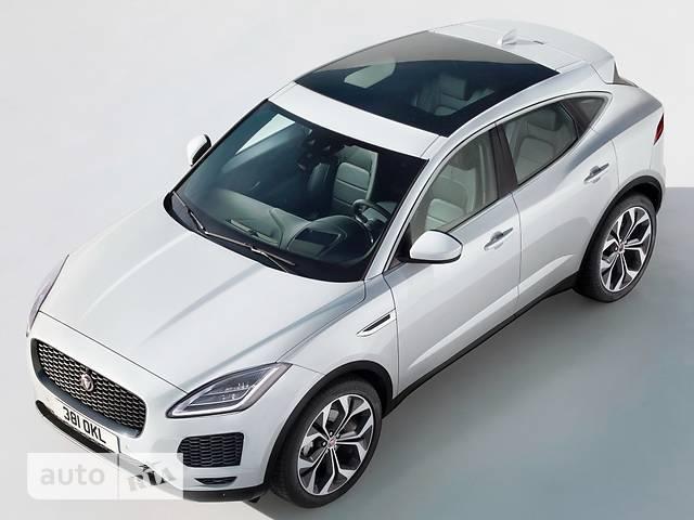 Jaguar E-Pace 3.0 AT (300 л.с.) AWD R-Dynamic SE