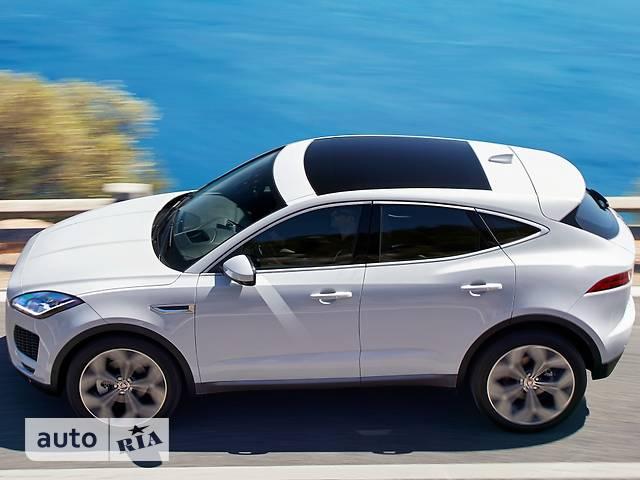 Jaguar E-Pace 2.0 AT (200 л.с.) AWD HSE