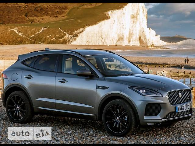 Jaguar E-Pace 2.0 AT (240 л.с.) AWD R-Dynamic