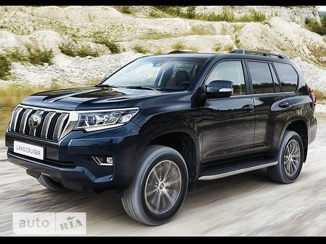 Toyota Land Cruiser Prado FL 4.0 Dual VVT-i AT (282 л.с.) 4WD Premium