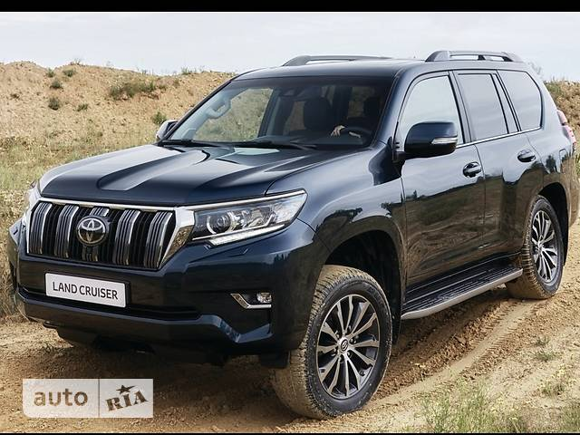 Toyota Land Cruiser Prado FL 2.7L AT (163 л.с.) 4WD Base