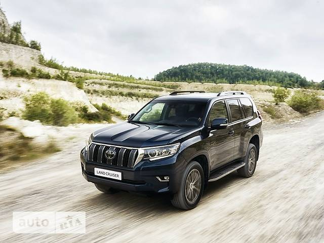 Toyota Land Cruiser Prado FL 2.8 D-4D AT (177 л.с.) 4WD Elegance