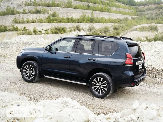 Toyota Land Cruiser Prado FL 4.0 Dual VVT-i AT (282 л.с.) 4WD Premium