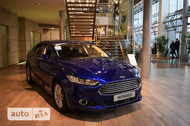 Ford Mondeo New 1.5 Ecoboost AT (160 л.с.) Trend