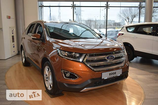 Ford Edge 2.0D AT (210 л.с.) 4WD Lux