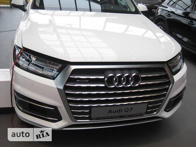 Audi Q7 3.0TDI Tip-tronic (272 л.с.) Quattro S-Line