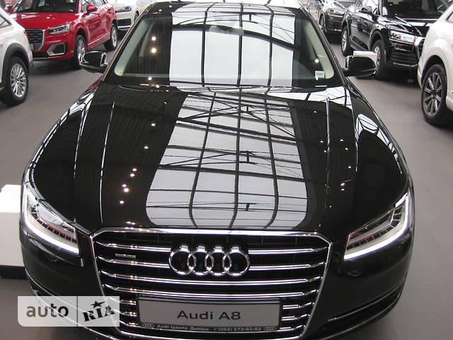 Audi A8 3.0 TDI Tip-tronic (262 л.с.) Quattro