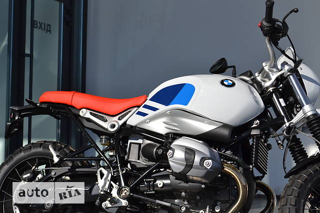 BMW R R nine T Urban G/S